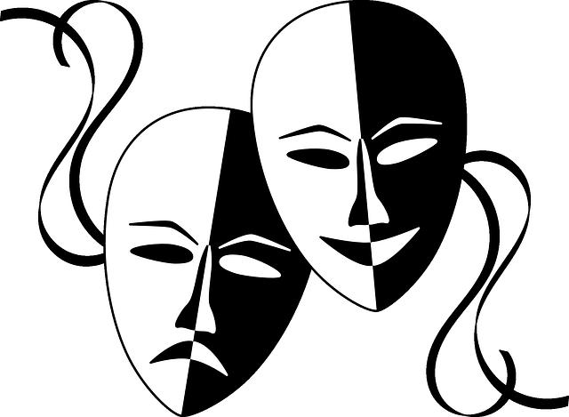 divadellní masky