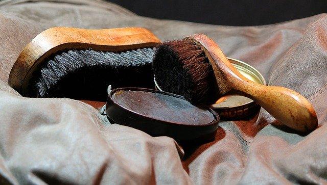 souprava pro čištění bot