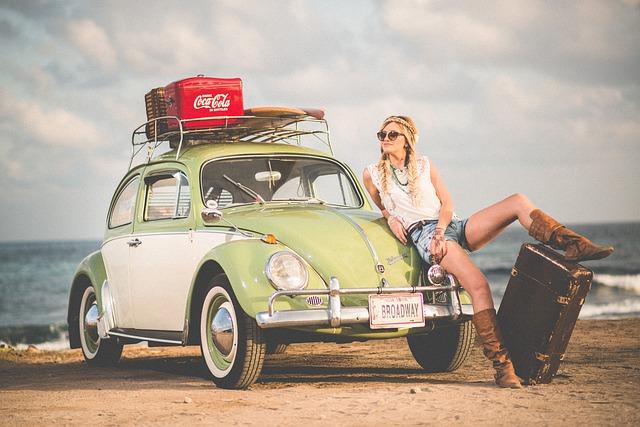 dovolená automobilem