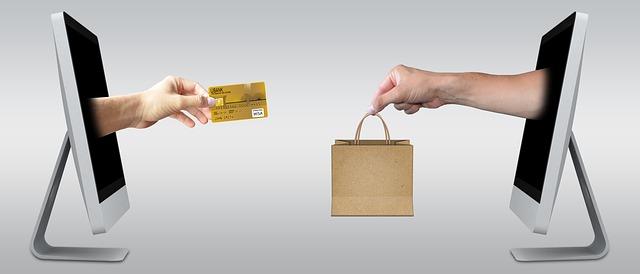 nakupování bez námahy