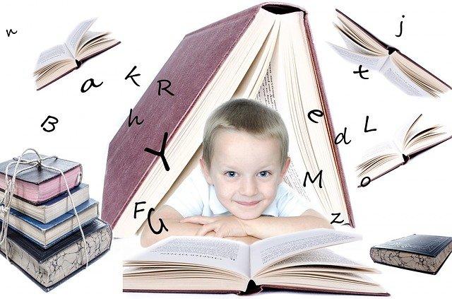 malý student