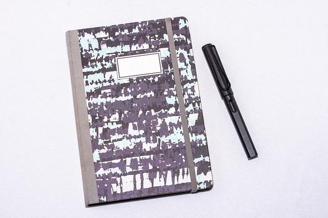 nástroj pro psaní a deník