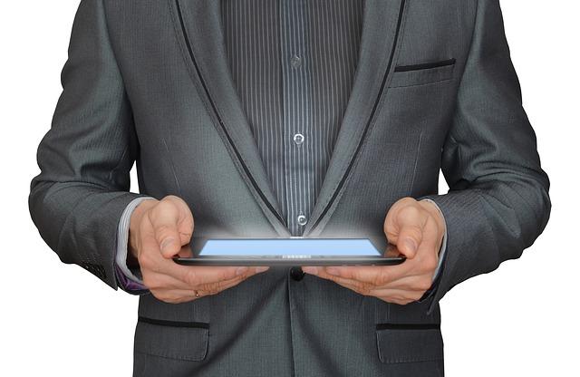 tabletový počítač
