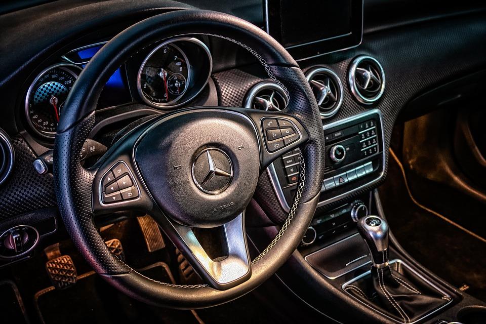 volant auta